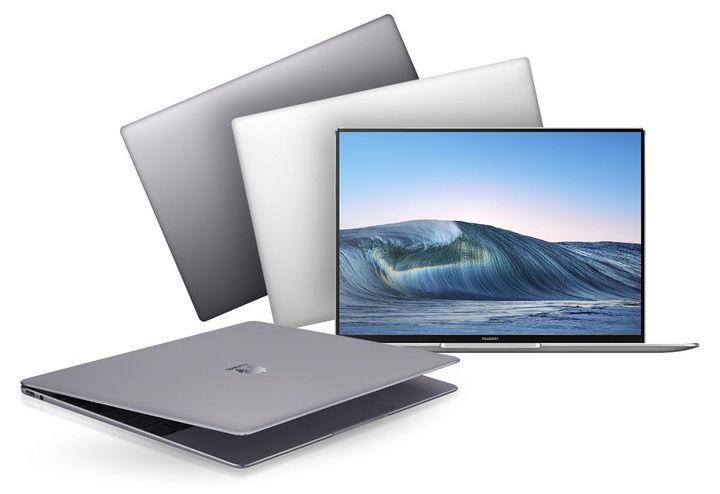 """Huawei präsentiert das """"MediaPad M5"""" und das """"MateBook X Pro"""" auf dem MWC 2018."""
