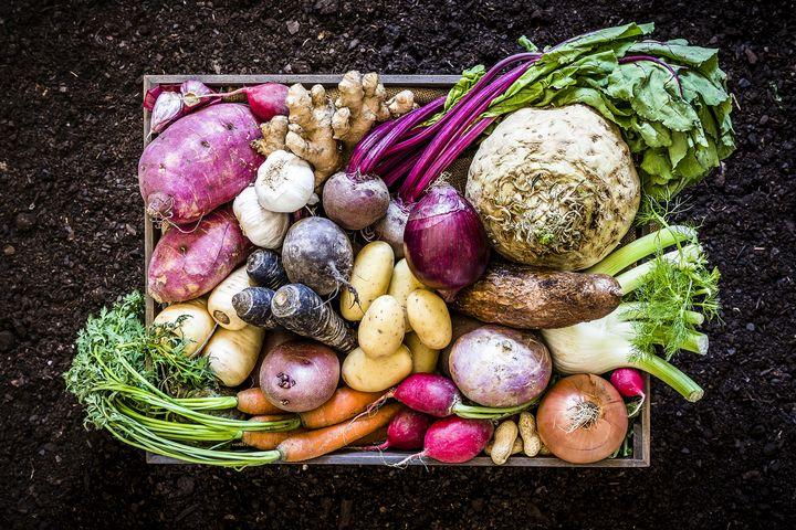 """Der """"Glokal""""-Foodtrend schafft eine Balance beim Einkauf von regionalen und internationalen Zutaten."""