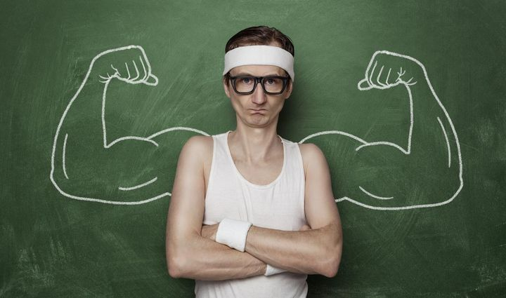 Nüsse sind eine kalorienreiche Draufgabe in der Muskel-Aufbauphase.