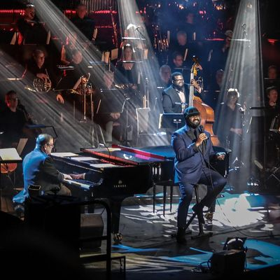"Gregory Porter präsentiert sein neues Album ""One Night Only: Live At The Royal Albert Hall"""