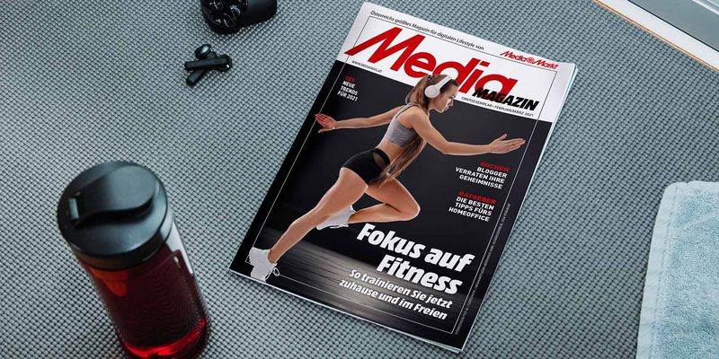 Das Mediamagazin für Februar/März