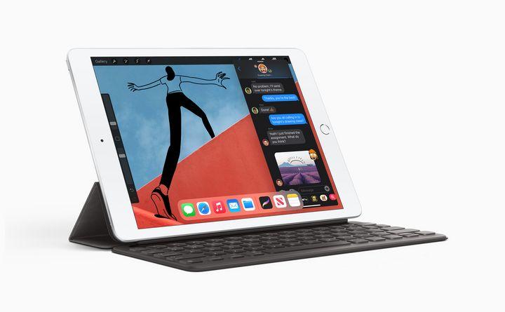 """Die fettabweisende Beschichtung des """"Apple iPad Pro 11 Zoll"""" macht das Gerät besonders alltagstauglich."""