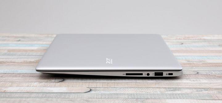 Zusammengeklapptes Acer Swift 3