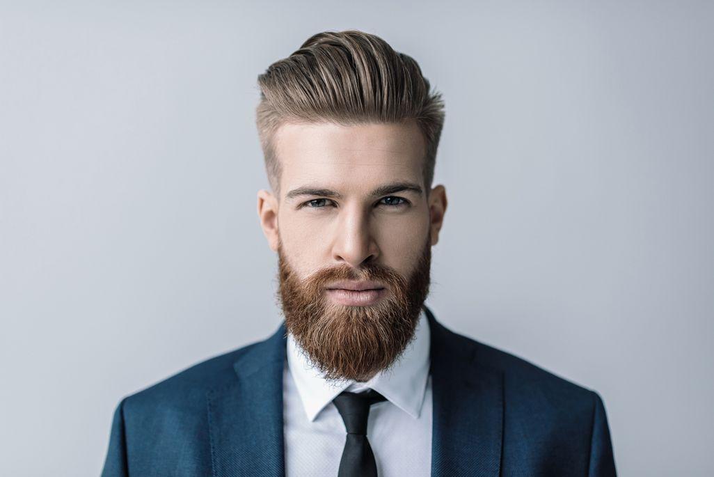 Bartform welche Bart schön