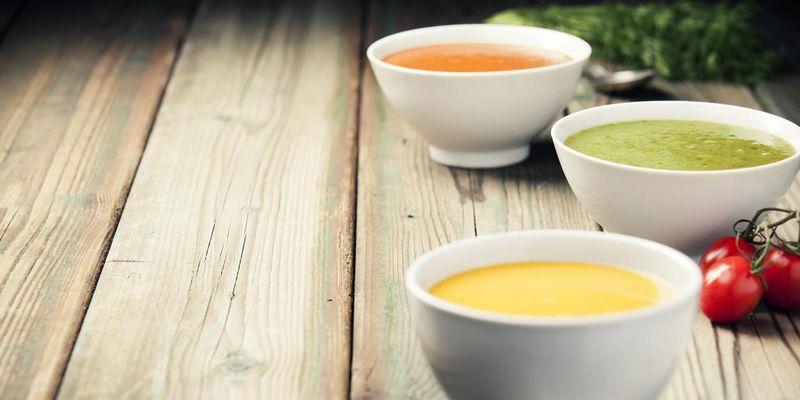 3 schnelle Rezepte für herbstlichen Suppengenuss.
