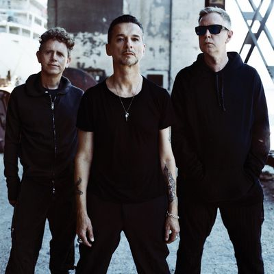 """Depeche Mode veröffentlichen ihr neues Album """"Spirit""""."""