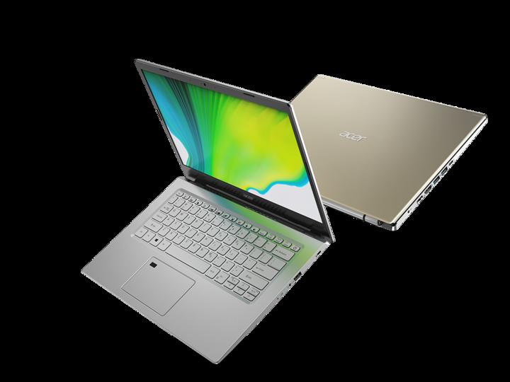 """Das """"Acer Aspire 5"""" wurde um die neueste Hardware erweitert."""