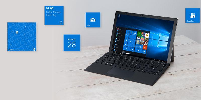 Windows 10: Starke Standard-Apps