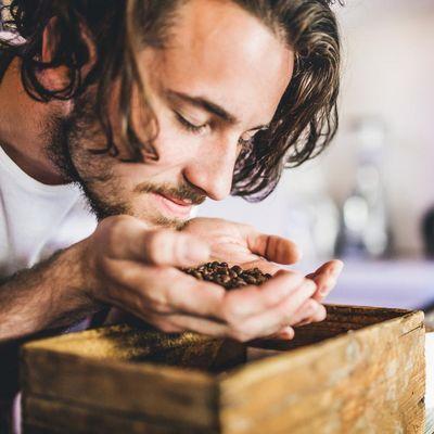 Mehr als 800 Aromastoffe finden sich im Kaffee.