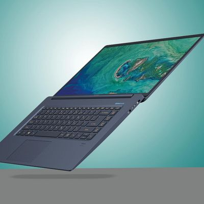 "Das Notebook Acer ""Swift 5""."