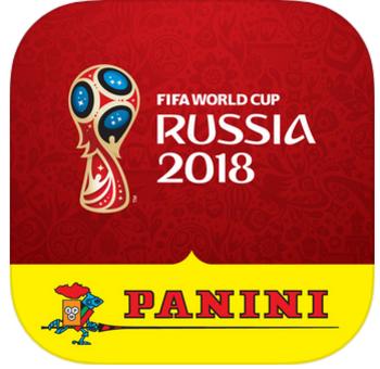 """Das """"Panini Sticker Album"""" begeistert auch als App."""