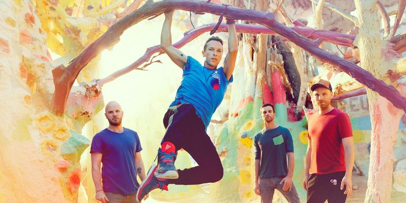 "Coldplay haben neue EP ""Kaleidoscope"" angekündigt."