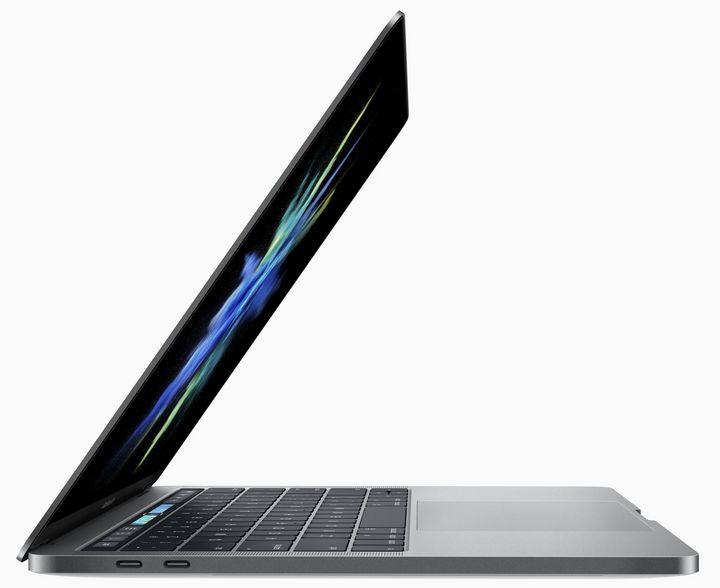 Apple präsentiert das neue MacBook Pro.