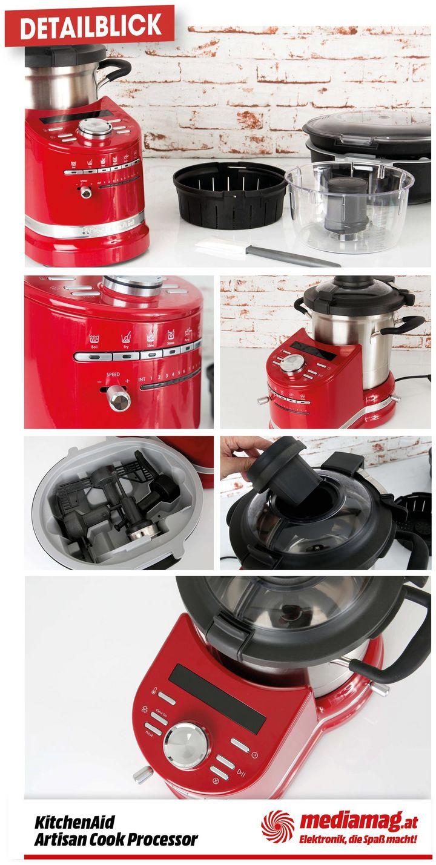 KitchenAid Cook Processor im Detail.