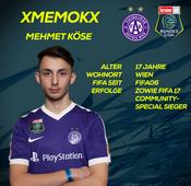FK Austria Wien: Mehmet Köse