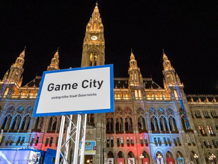 MediaMarkt tritt auf der Game City 2018 auf.