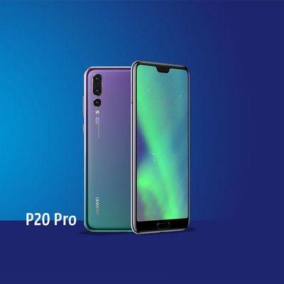 """Huawei stellt das """"P20"""" und """"P20 Pro"""" vor."""