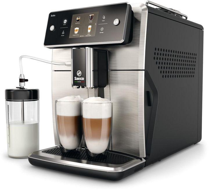 Die AquaClean- und HygieSteam-Technologie sorgen für die Langlebigkeit des Kaffeevollautomaten.