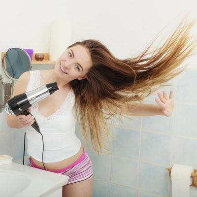Das richtige Haarstyling