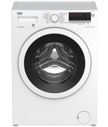 """Die """"WYA 101483 PTLE"""" von Beko wäscht leise, schonend und gründlich."""