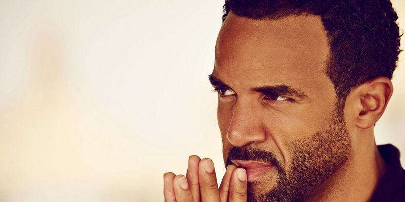 "Craig David veröffentlicht das Album ""The Time Is Now""."