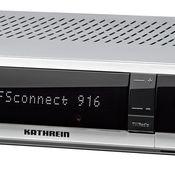 Der Receiver KATHREIN UFSconnect 916 ist streaming fähig.
