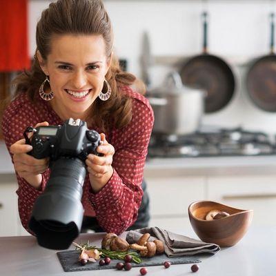 Lassen Sie sich von Foodbloggern inspirieren.