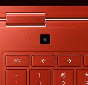 Samsung zeigt sein Chromebook.
