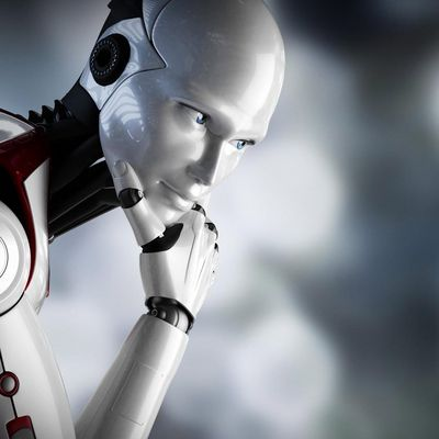 Künstliche Intelligenz kann auch sehr unterhaltsam sein.