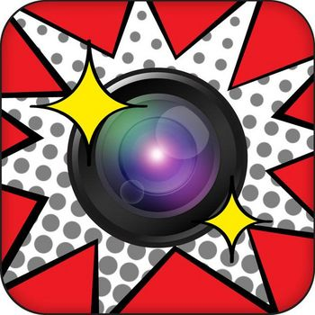 Foto Comic Camera Pro App