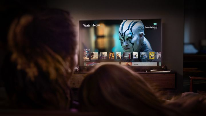 """Das neue """"Apple TV"""" kommt mit 4K."""