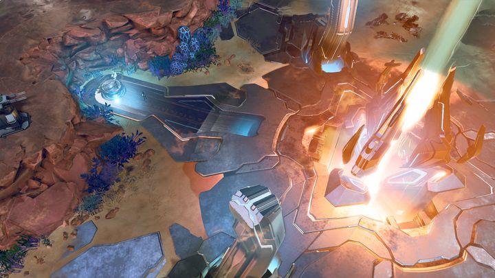 """Ein Screenshot aus """"Halo Wars 2"""""""