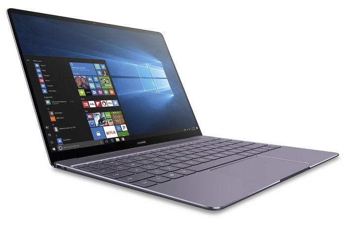 """Das """"MateBook X"""" markiert als erstes vollwertiges Notebook einen Meilenstein in der Firmengeschichte von Huawei."""