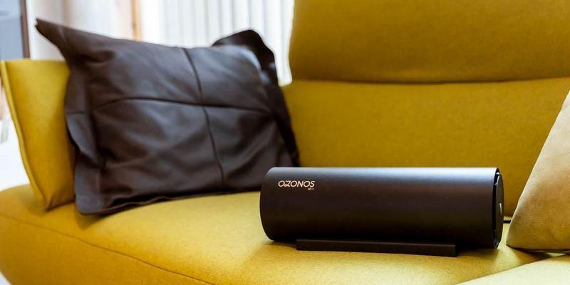 Ozonos: Luftreinigung ohne Filter oder Chemie.
