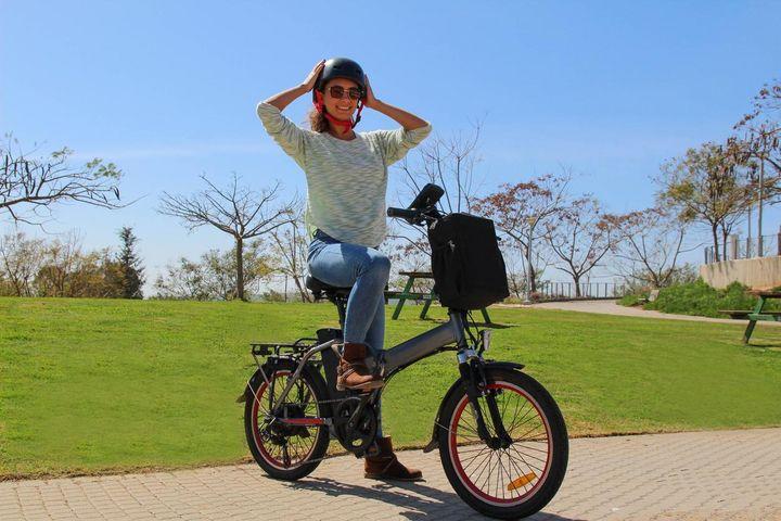 E-Falträder haben eine Reichweite von 40 bis 80 Kilometern.