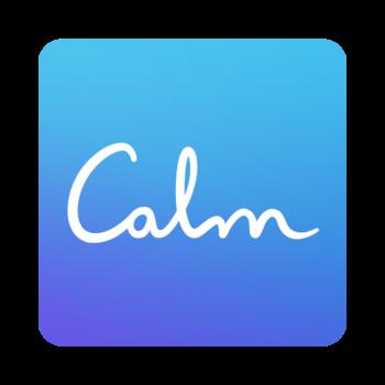 """""""Calm"""" führt den Hörer zu Achtsamkeit und Entspannung."""