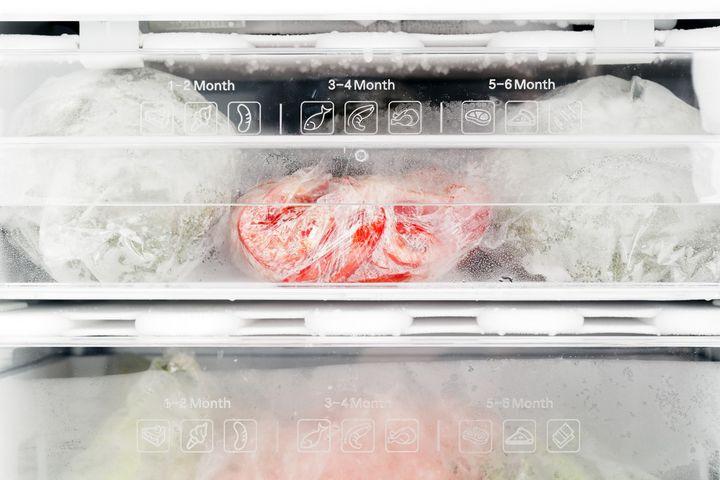 So werden Lebensmittel und Speisen richtig eingefroren.
