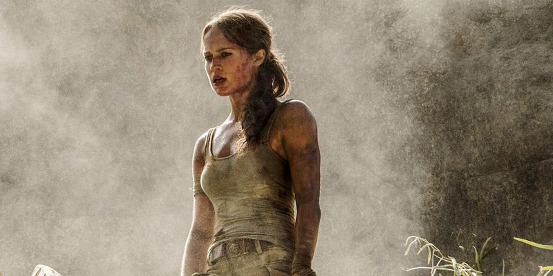 Alicia Vikander löst Angelina Jolie als Lara Croft ab.