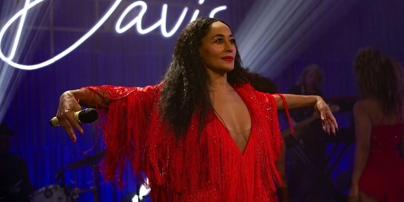"Tracee Ellis Ross als Grace Davis in ""The High Note"""