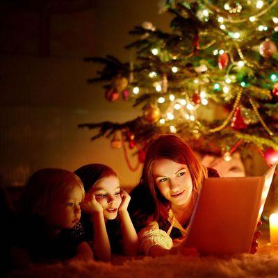 Erstellen Sie in wenigen Schritten ein Fotobuch Ihrer Weihnachtsbilder.