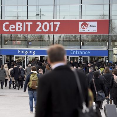 Highlights der CeBIT