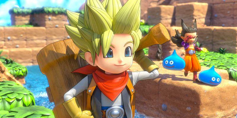 """""""Dragon Quest Builders 2"""" ist ab sofort erhältlich."""
