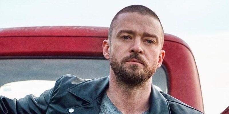"""Justin Timberlake veröffentlicht sein neues Album """"Man Of The Woods""""."""