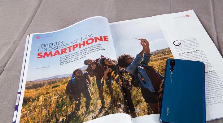 Die April-Ausgabe des Mediamagazins ist erschienen.