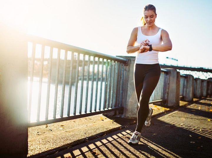 Schrittzähler: Die smarten Begleiter bieten Motivation zur Bewegung.