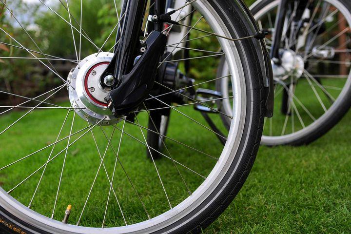 Der Vorderrad-Antrieb ist die unkomplizierteste und einfachste Variante.
