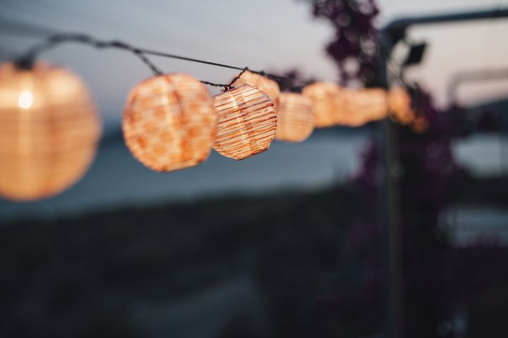 Das richtige Licht sorgt für Stimmung.