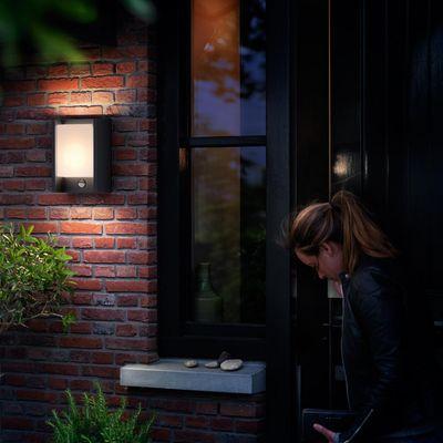 Smarte Außenbeleuchtung: Maximale Sicherheit.