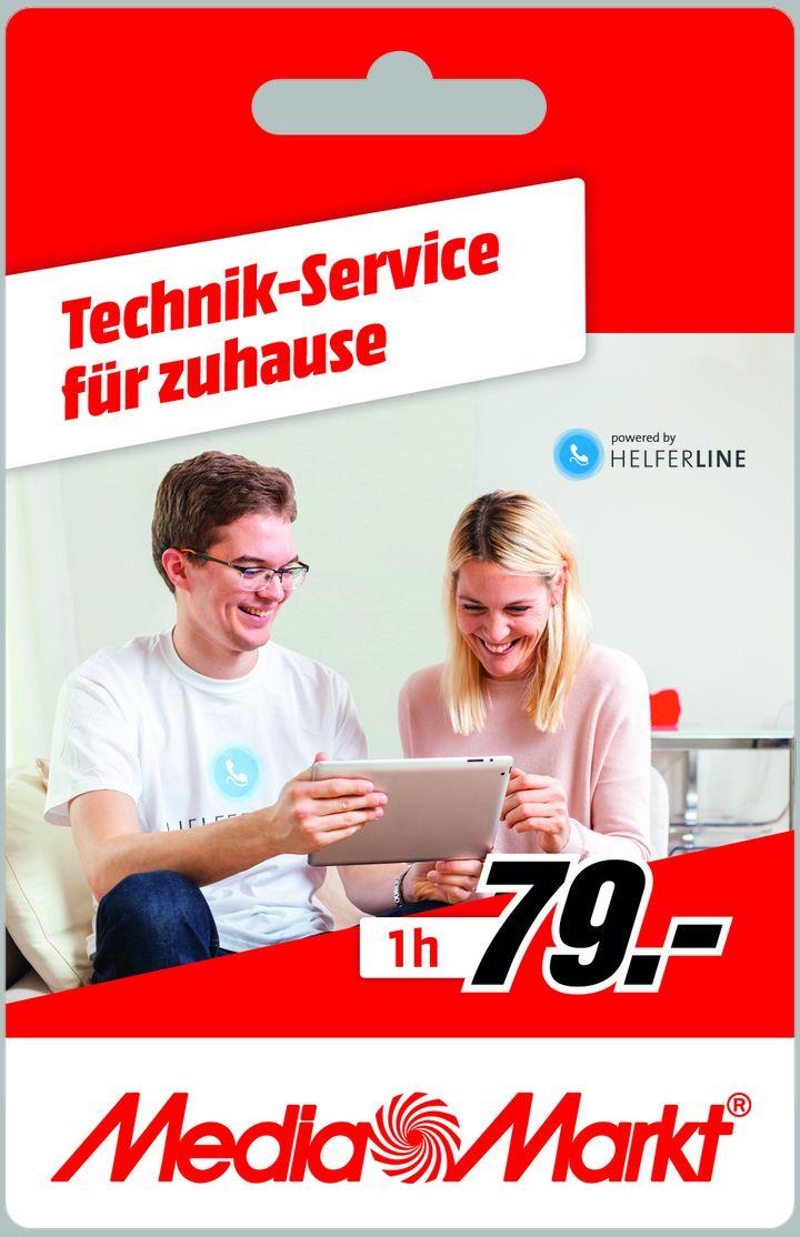 Technikservice für zuhause bietet MediaMarkt für PC, Laptop, Drucker, Smart Home-Anwendungen, Heimkino, Multifunktionsgeräte etc.
