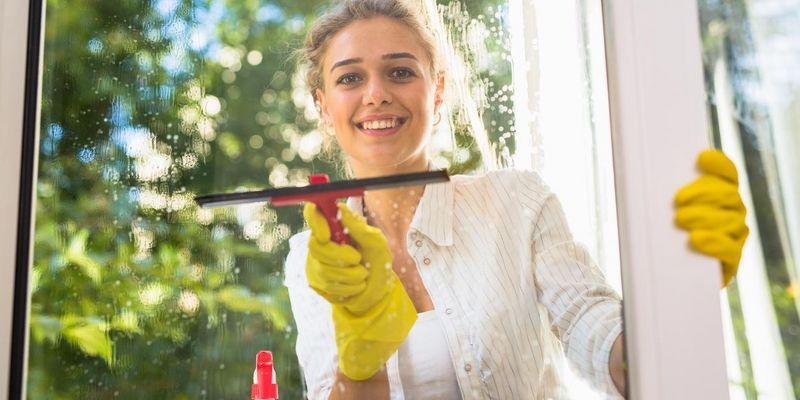 Die besten Tipps für saubere Fenster